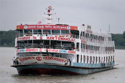 MV Kirtonkhola 2 Launch Details with schedule and ticket price