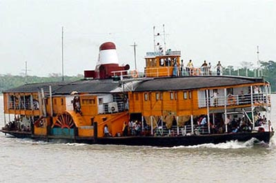 PS Masud Paddle Steamer