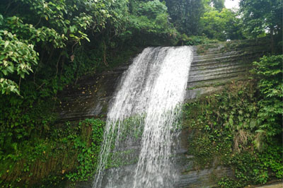 Risang Waterfall in Khagrachari