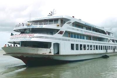 MV Bogdadia 7 Launch