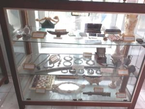 collection inside chandra mahal building bagerhat